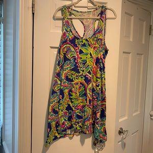 Lilly Pulitzer Monterey Trapeze Dress Size M